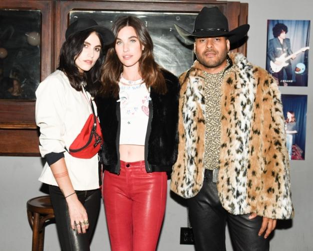 J Brand Zebulon Los Angeles party: il concerto esclusivo con Charlotte Lawrence, Rainsford e Twin Shadow
