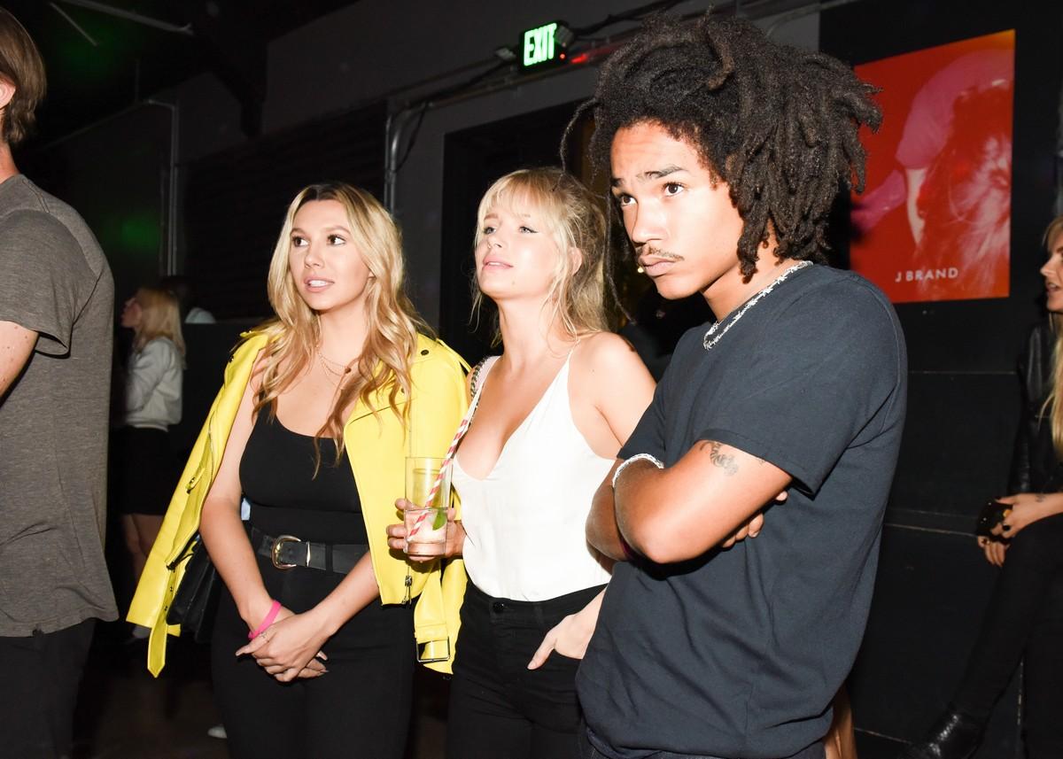 J Brand Zebulon Los Angeles party