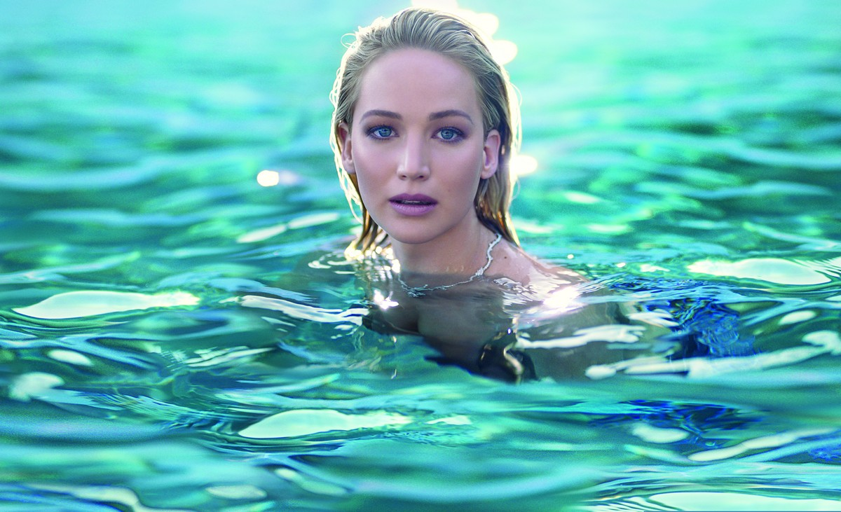 Joy by Dior Jennifer Lawrence film 2018