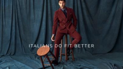 Lanieri Atelier Milano collezione autunno inverno 2018 2019: Italians do fit better