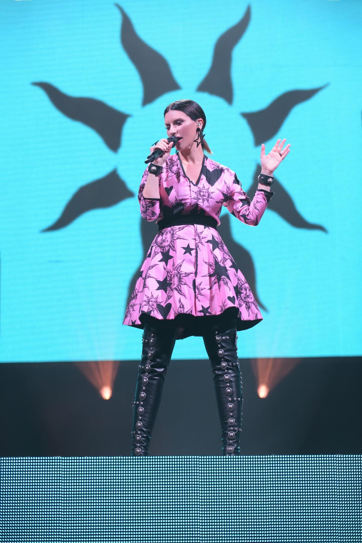Laura Pausini Fatti Sentire Worldwide Tour 2018