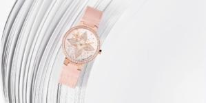 Louis Vuitton orologi femminili Star Blossom 2018: il fiore del Monogram in oro rosa e diamanti