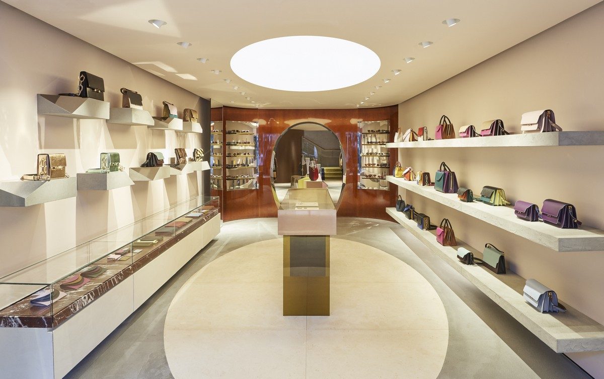 Marni New York store Manhattan