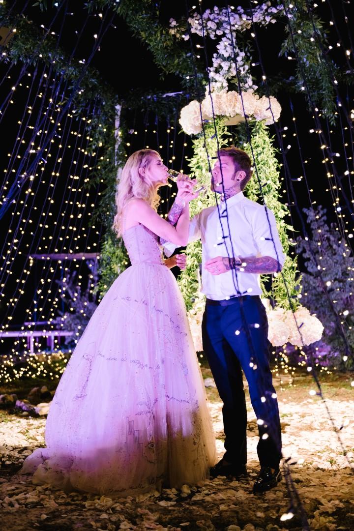 Matrimonio Ferragnez Noto 2018