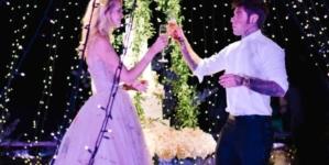 Matrimonio Ferragnez Noto 2018: le bollicine firmate Ruinart e i look degli invitati