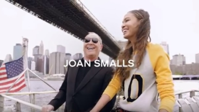 Michael Kors New York 2019: il video con Joan Smalls per la primavera estate 2019