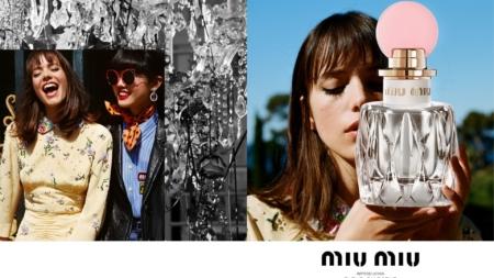 Miu Miu profumo La Fleur D'Argent: la nuova fragranza femminile