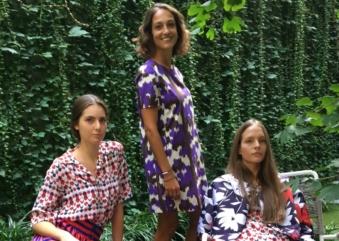 Moda donna primavera estate 2019 Carlotta Canepa: una collezione d'atelier