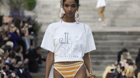 Moda primavera estate 2019 Jacquemus: sfila La Riviera con The Woolmark Company