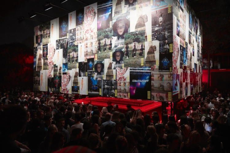 Moncler Genius primavera estate 2019: The Next Chapter, le video installazioni immersive