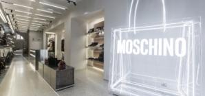 Moschino Parigi boutique rue Saint-Honoré: il nuovo flagship store ispirato ad una galleria d'arte