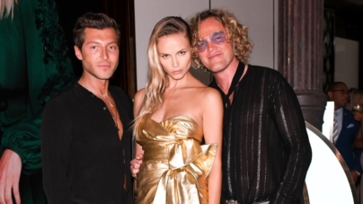New York Fashion Week settembre 2018 Dundas pop-up store: il party con Natasha Poly