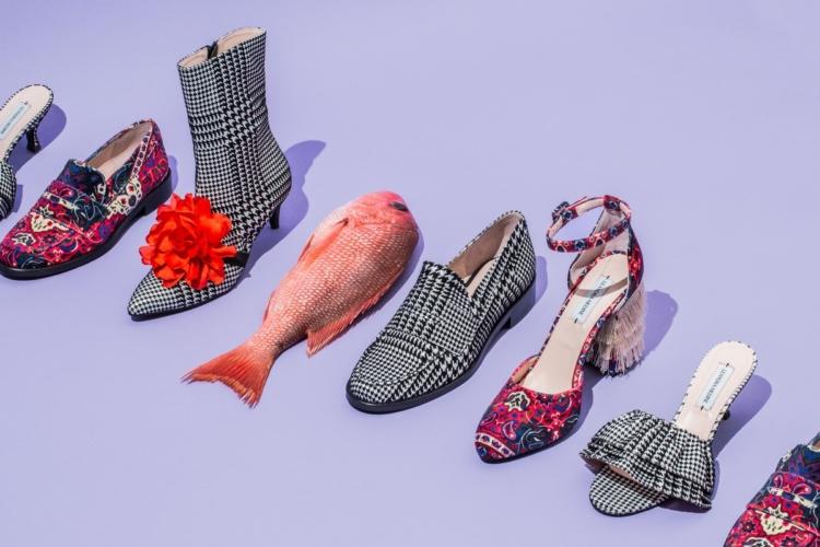 New York Fashion Week settembre 2018 Leandra Medine: il lancio della collezione a The Webster