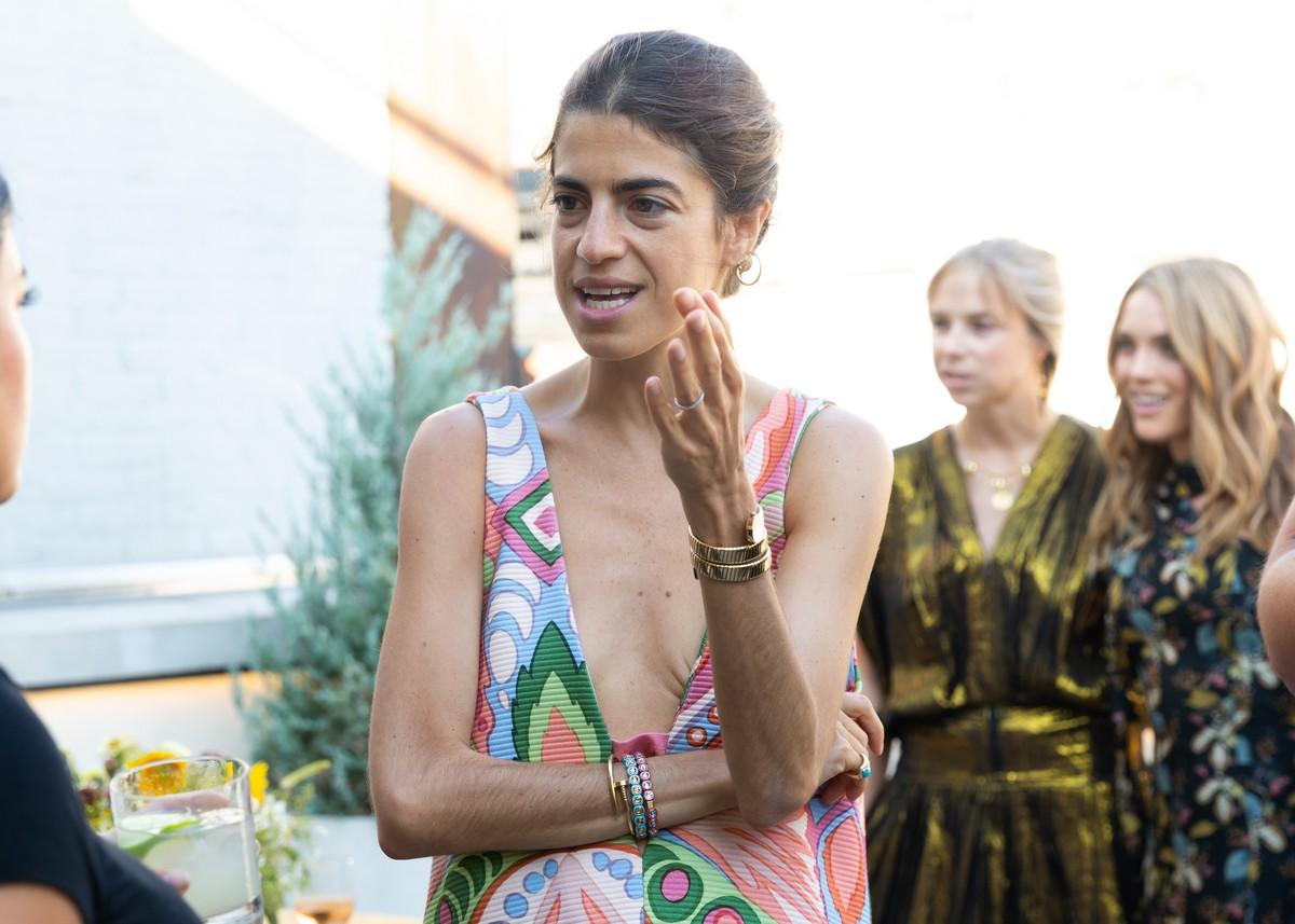 New York Fashion Week settembre 2018 Leandra Medine