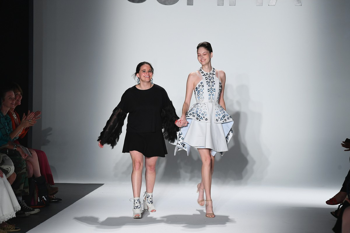 New York Fashion Week settembre 2018 Supima Design Competition