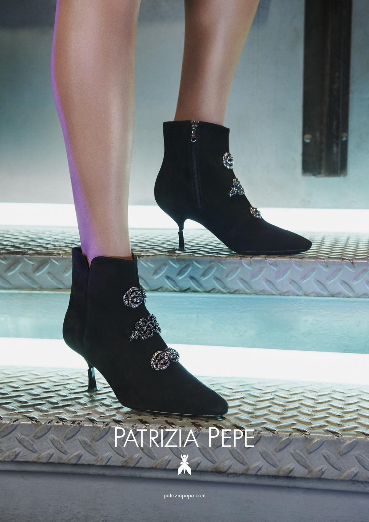 Patrizia Pepe campagna autunno inverno 2018 2019