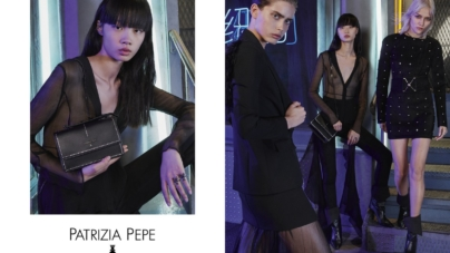Patrizia Pepe campagna autunno inverno 2018 2019: Join the Club