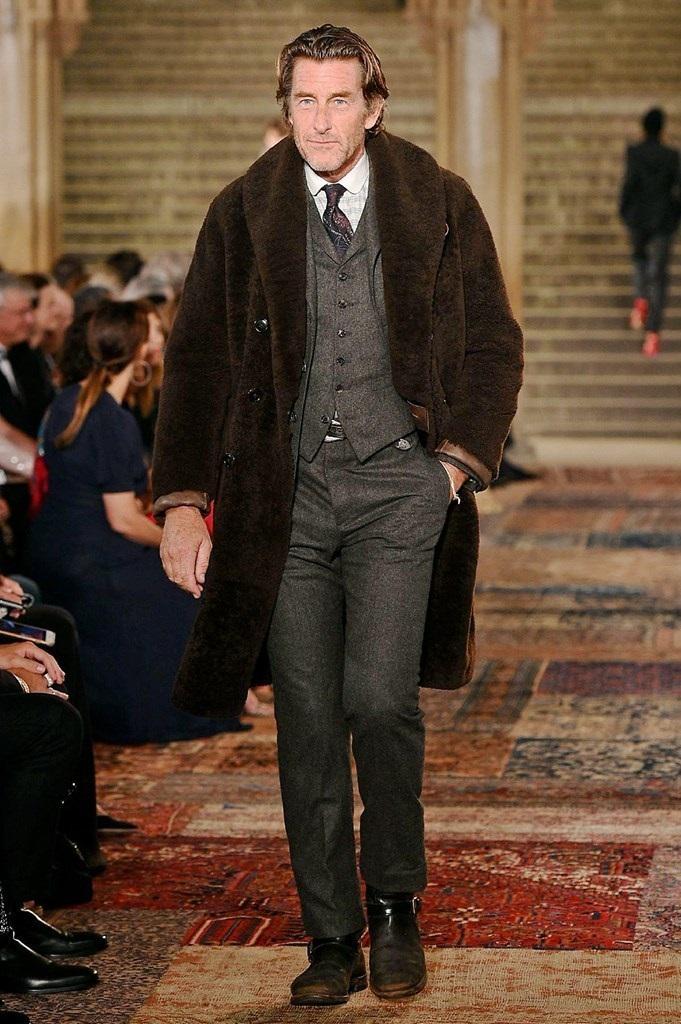 Ralph Lauren 50 anniversario sfilata New York 2018