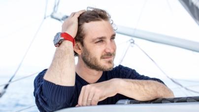 Richard Mille Pierre Casiraghi: al polso un cronografo RM 60-01 Flyback Regata