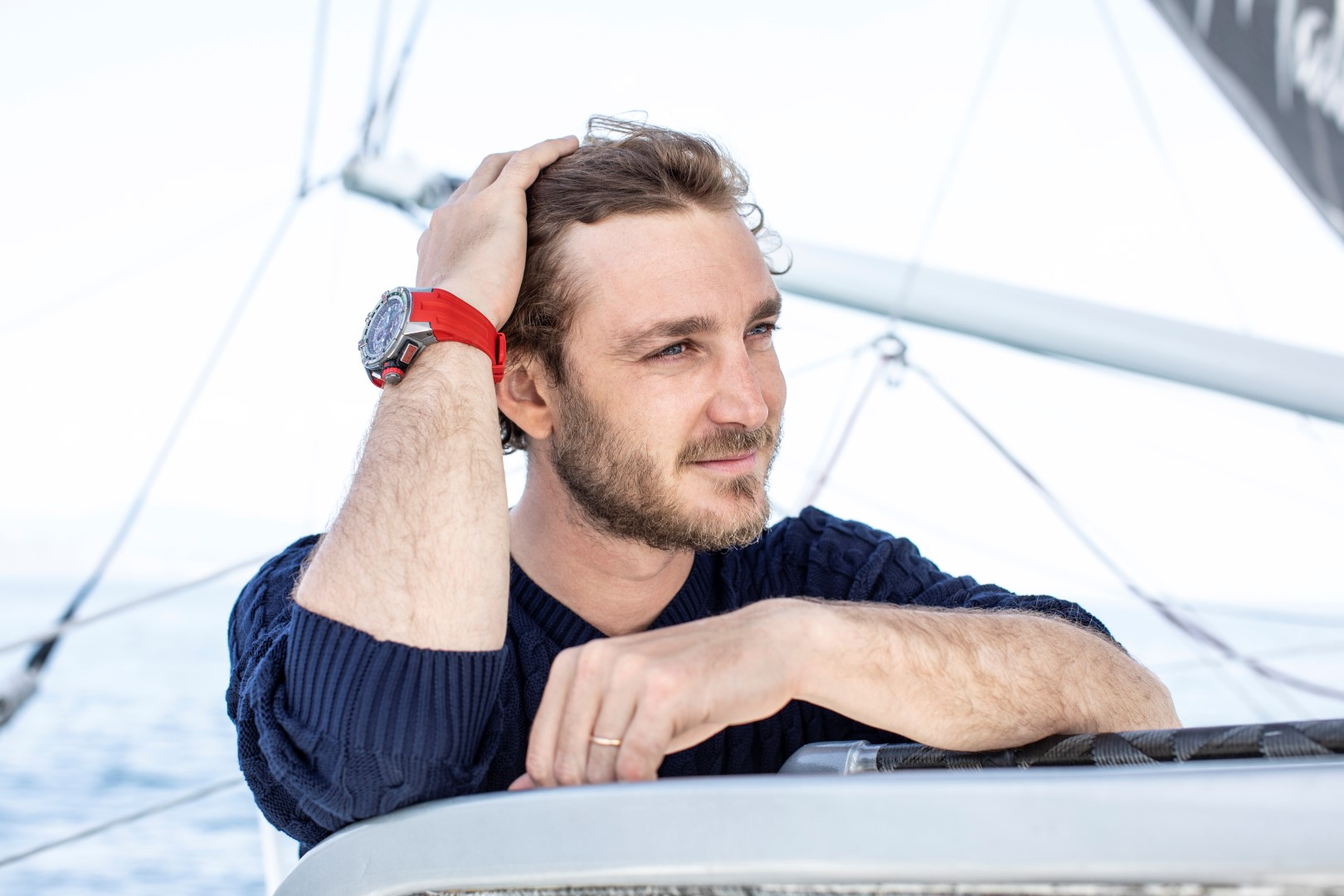 Richard Mille Pierre Casiraghi