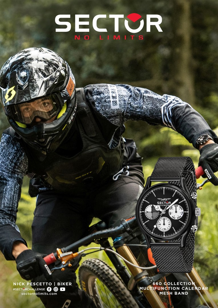 Sector No Limits campagna autunno inverno 2018 2019