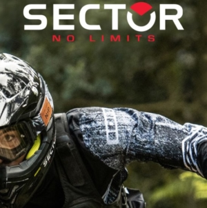 Sector No Limits campagna autunno inverno 2018 2019: sfida, adrenalina e performance