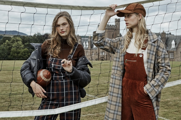 Stradivarius campagna autunno inverno 2018 2019: le intellectual rebels