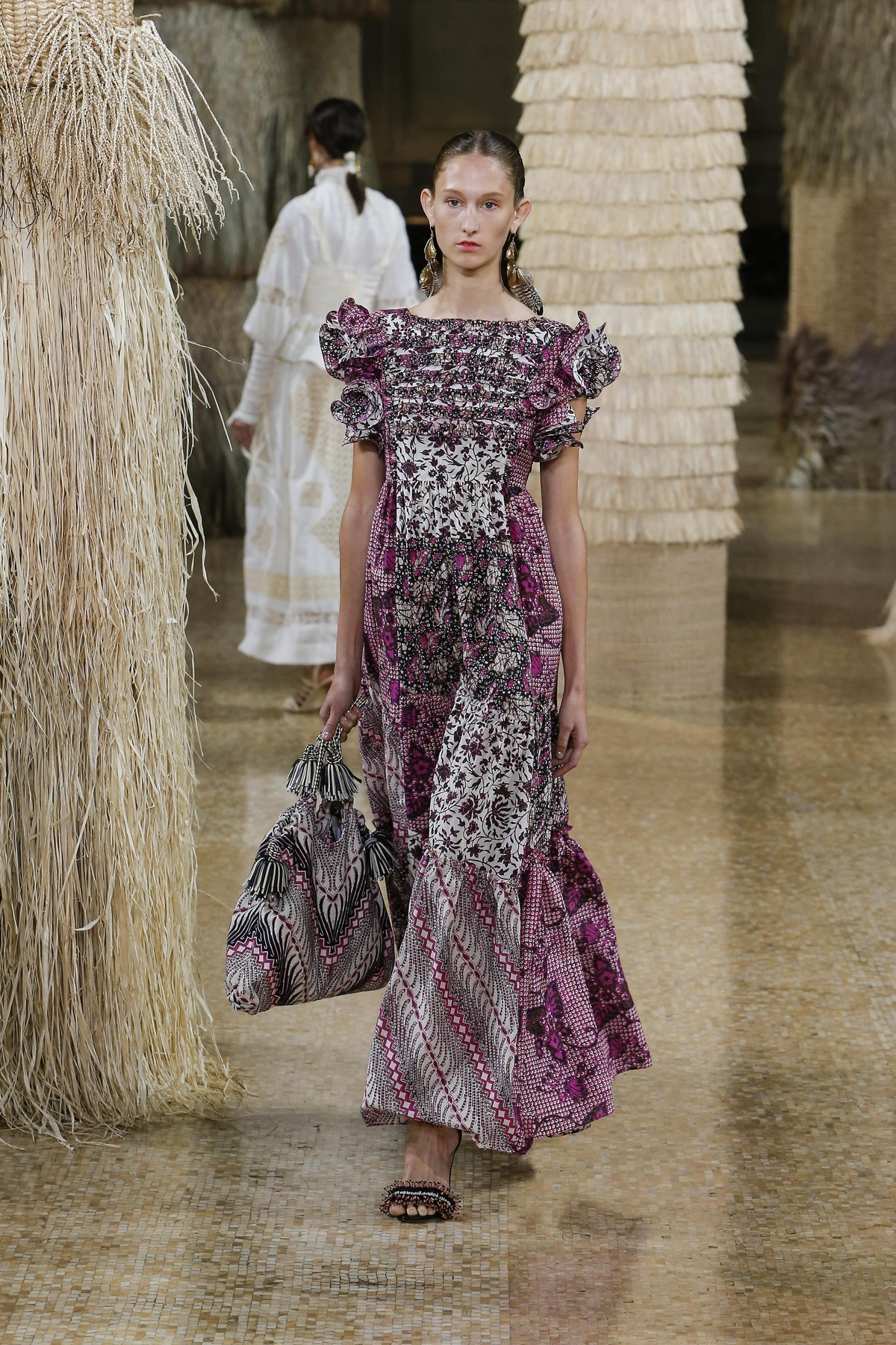Tendenze moda donna primavera estate 2019 Ulla Johnson