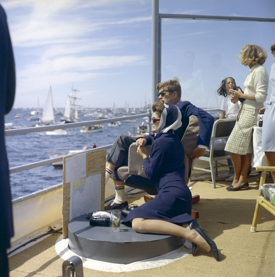 The Kennedy Years mostra Milano