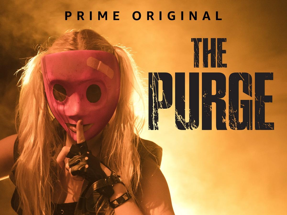 The Purge serie tv Amazon 2018