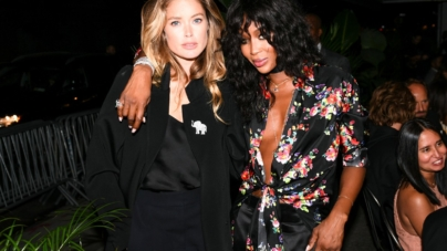 Tiffany & Co Save the Wild New York 2018: il party con Naomi Campbell e Doutzen Kroes