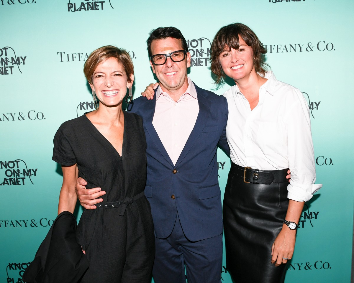 Tiffany & Co Save the Wild New York 2018