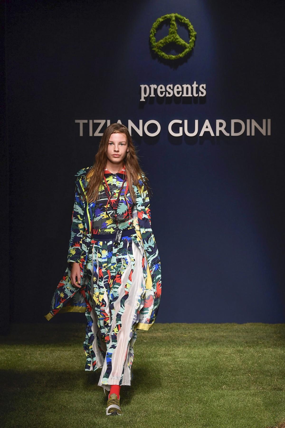Tiziano Guardini primavera estate 2019