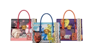 "Versace borsa Palazzo Empire 2018: la limited edition ""Pop Magna Grecia"""