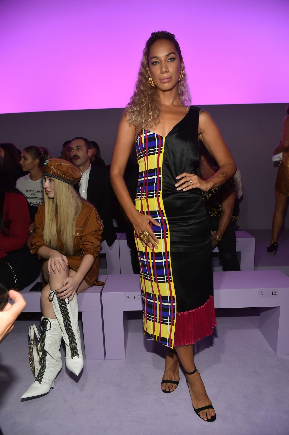 Versace Donna primavera estate 2019