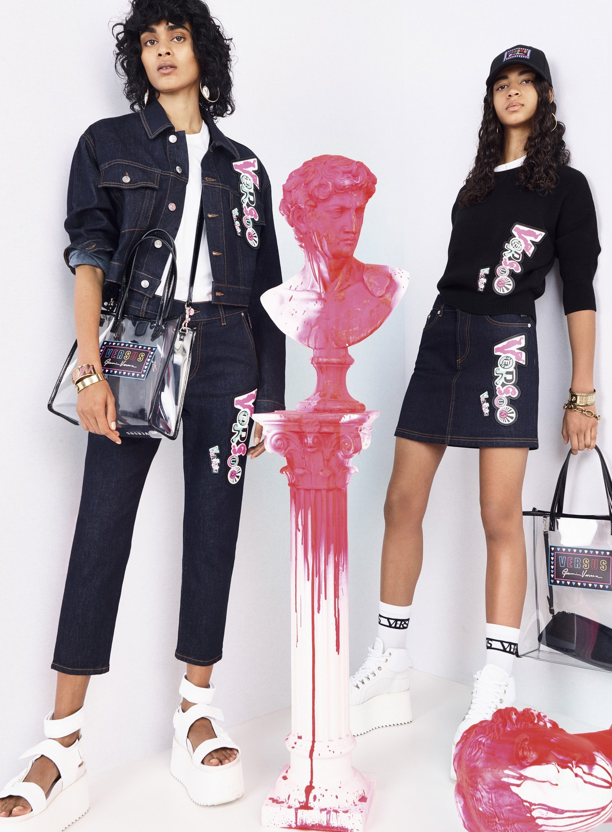 Versus Versace collezione primavera estate 2019