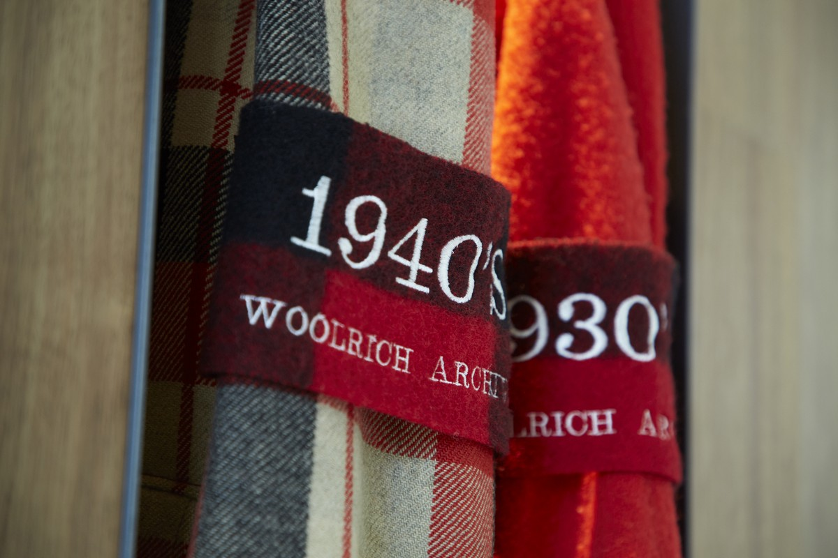 Woolrich Flagship Store Tokyo