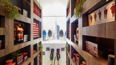 Woolrich Flagship Store Tokyo: aperta la nuova boutique ad Aoyama