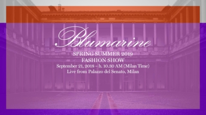 Blumarine sfilata primavera estate 2019 Live Streaming: la diretta video su Globe Styles