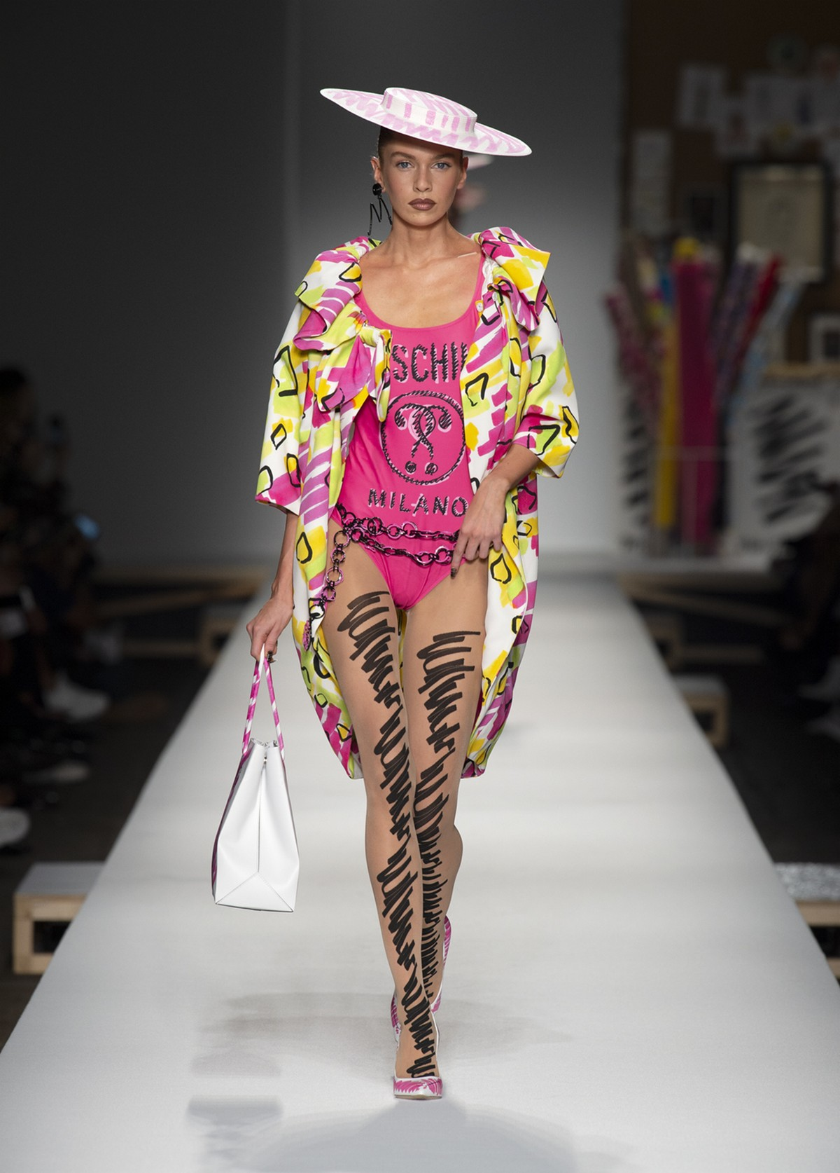 Moschino Donna primavera estate 2019