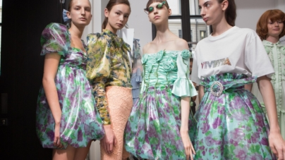 Vivetta collezione primavera estate 2019: il glam eccentrico e fiabesco