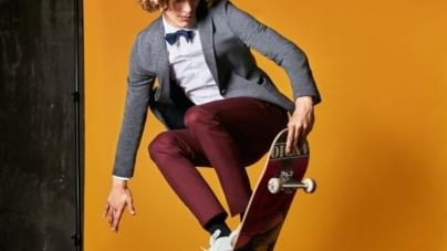 Abiti casual uomo 2018: Lanieri lancia la Pull Jacket