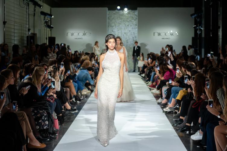 Abiti da sposa 2019 Nicole: la sfilata evento, tutte le collezioni per le future spose