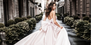 Alessandro Angelozzi Couture Bianca Balti: la campagna It's Only Love