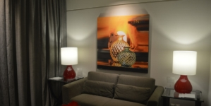 AllegroItalia Golden Palace Torino: l'elegante suite firmata Venini
