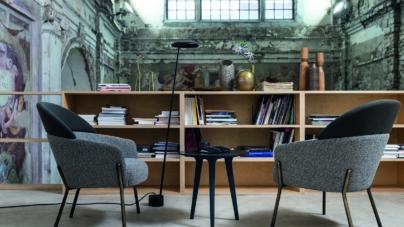 Bross mobili collezione Wam: stile urban metropolitano