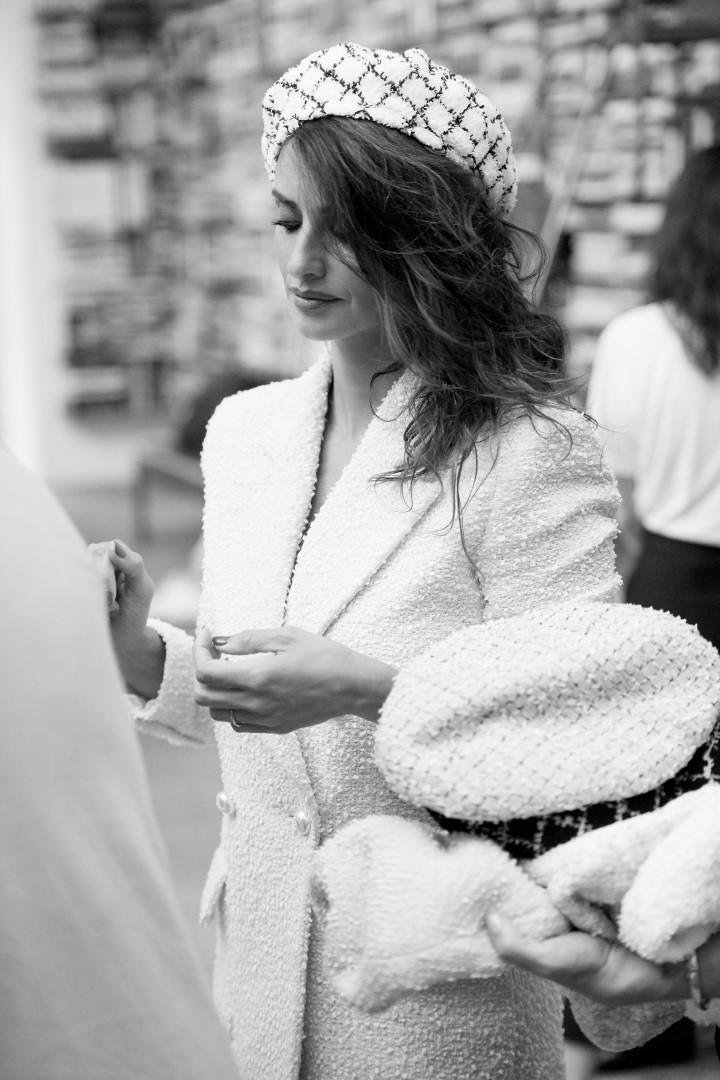 Chanel Penelope Cruz campagna Cruise 2018 2019