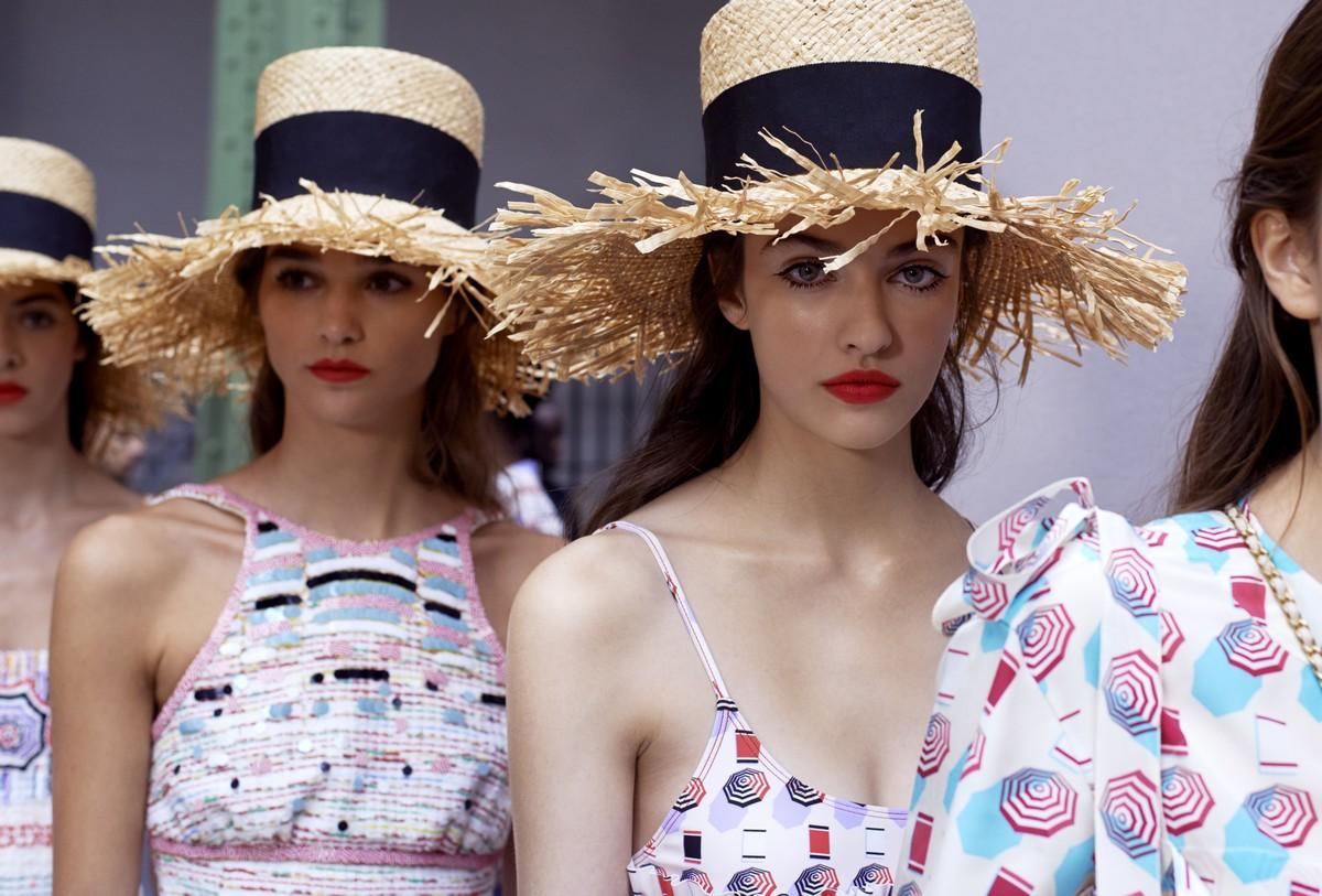 Chanel collezione primavera estate 2019