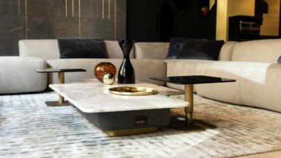 Daytona arredamento moderno lusso: aperto il nuovo showroom a Milano