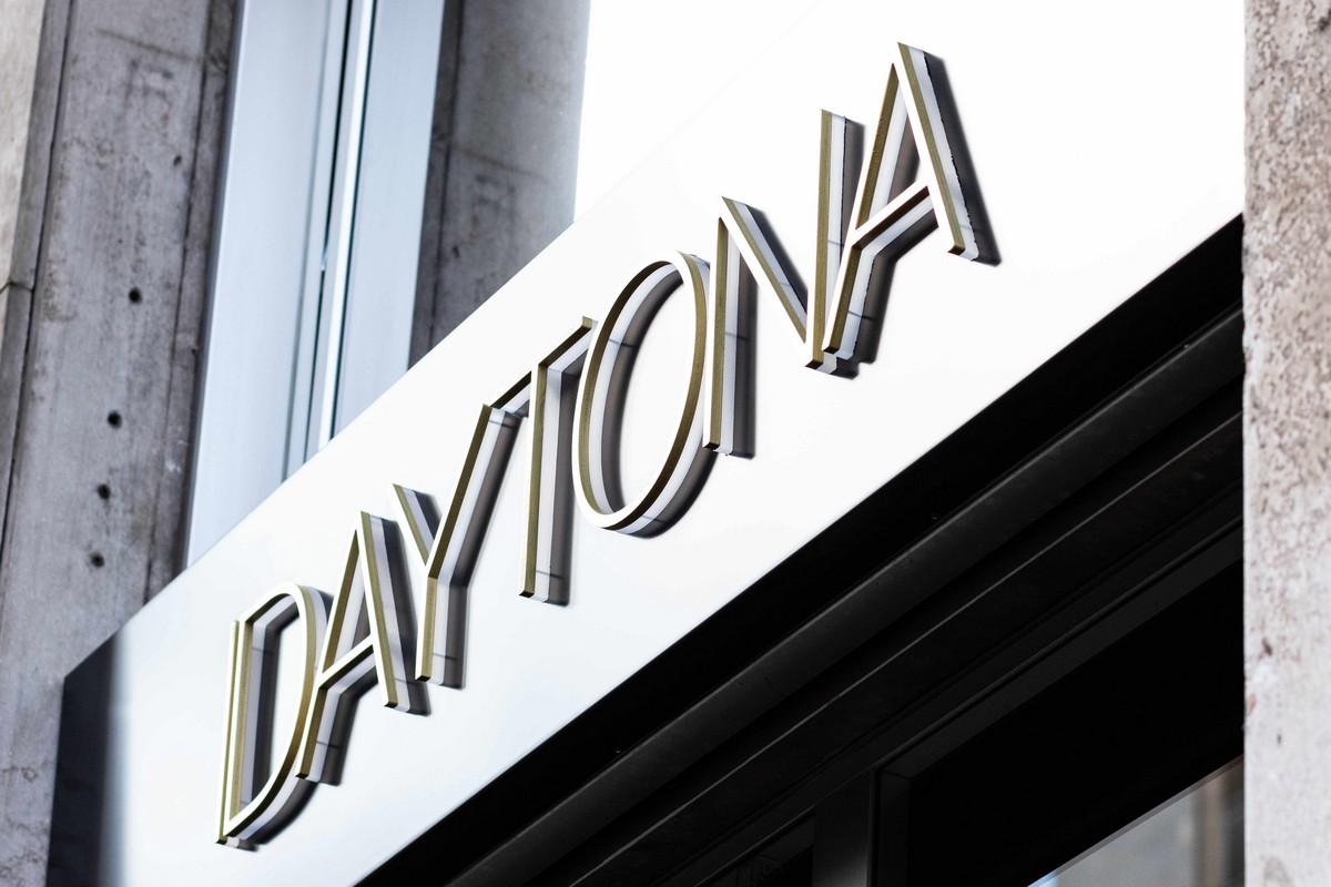 Daytona arredamento moderno lusso